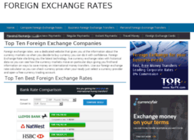 foreignexchangerate.org.uk
