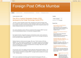 foreignpostmumbai.blogspot.in
