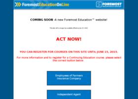 foremosteducation.com