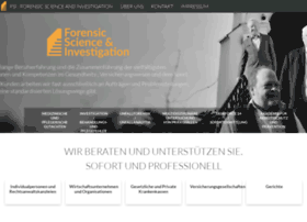 forensic-science.de