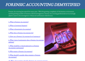 forensicaccounting.com