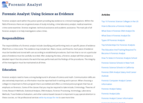 forensicanalyst.org