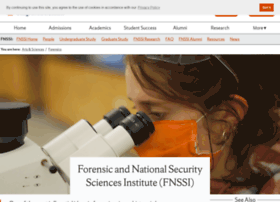 forensics.syr.edu