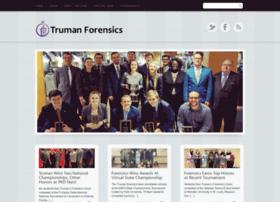 forensics.truman.edu