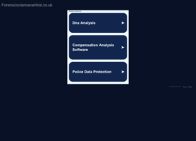 forensicsciencecentral.co.uk