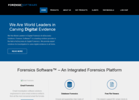 forensicsoftware.org