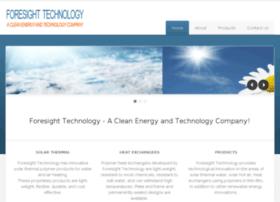 foresight-technology.com