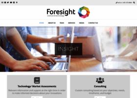 foresightst.com