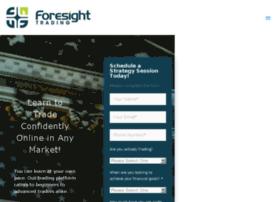 Foresighttradingacademy.com