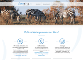 foresite.ch