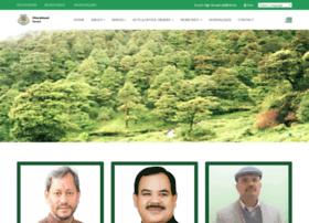 forest.uk.gov.in