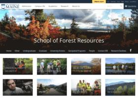 forest.umaine.edu