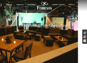 foresta-eventos.com.mx