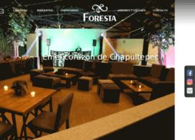 foresta-eventos.com.mx