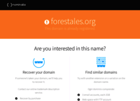 forestales.org