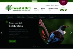 forestandbird.org.nz