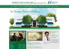foresthealthcare.com