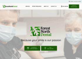 forestnorthdental.com