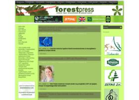 forestpress.hu