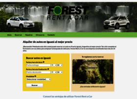 forestrentacar.com