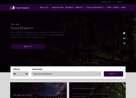 forestresearch.gov.uk