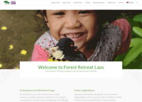 forestretreatlaos.com