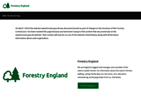 forestry.gov.uk