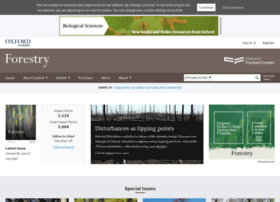 forestry.oxfordjournals.org