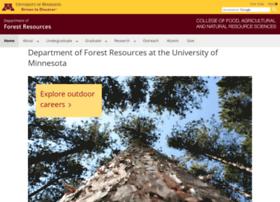 forestry.umn.edu