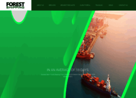forestshipping.com