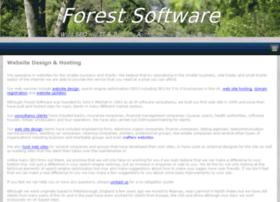 forestsoftware.co.uk