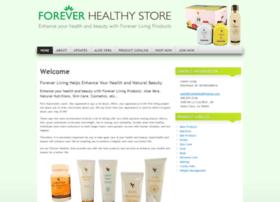 foreverhealthystore.com
