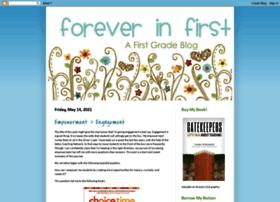 foreverin1st.blogspot.com