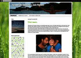 foreverincompletejustperfect.blogspot.com