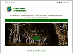 foreverledchristmaslights.net