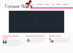 forevernailsdallas.com