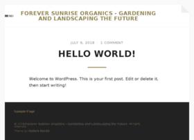 foreversunriseorganics.com