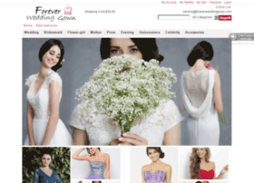 foreverweddinggown.com