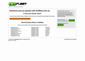 foreword.com.au