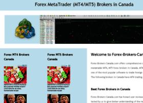 forex-brokers-canada.com