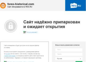 forex-historical.com