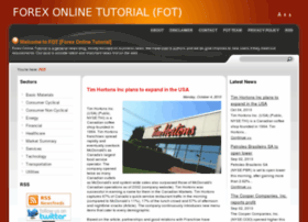 Free online forex course