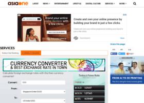 forex.asiaone.com
