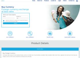 forex.uaeexchangeindia.com