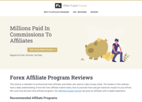 forexaffiliateprogramreviews.com