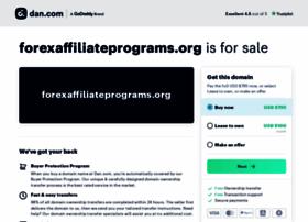 forexaffiliateprograms.org