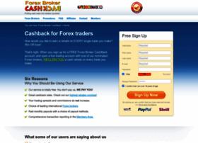 forexbrokercashback.com