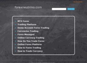 forexneutrino.com