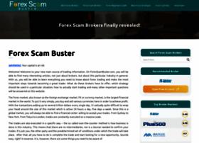 forexscambuster.com