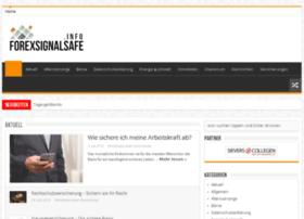 forexsignalsafe.info